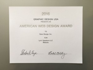 HansDesign_LyricWebAward